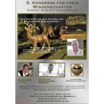 5. Kongress für freie Wissenschaften