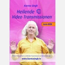 Lern DVD für heilende Videotransmissionen